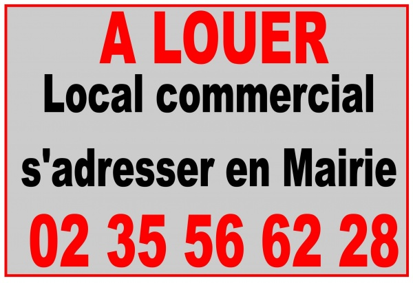 local à louer site