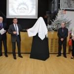 Inauguration de la Marianne