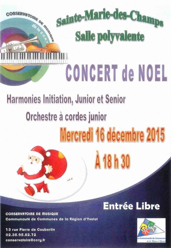 concert Noel CCRY 2015